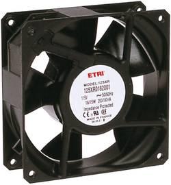 Ventilateur axial Ecofit 125XR0182000 115 V/AC 2640 l/min (L x l x h) 119 x 119 x 38.9 mm 1 pc(s)