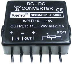 transformateur de tension kit mont kemo m150 tension de sortie gamme 110 230 v ac. Black Bedroom Furniture Sets. Home Design Ideas