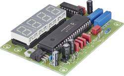 Thermomètre LED kit monté Conrad Components 192139 9 V/DC, 12 V/DC, 18 V/DC -50 à 150 °C 1 pièce