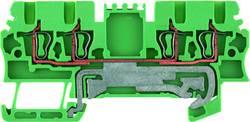 Bloc de jonction de protection Weidmüller ZPE 1.5/4AN 1775620000 100 pc(s)
