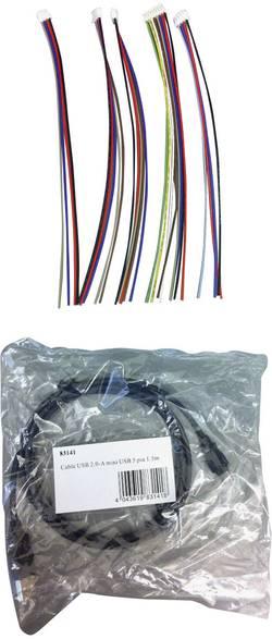 Câble de commande de moteur pas à pas Trinamic TMCM-1160-CABLE 71-0020 1 pc(s)