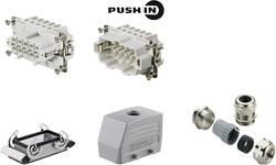 Kit connecteur RockStar® HDC HE Weidmüller HDC KIT HE-P 10,111 1061730000 Nbr total de pôles 1 + PE 1 pc(s)