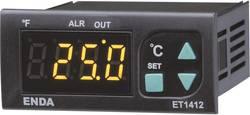 Enda ET2412-230-08 Régulateur de température NTC -60 à 150 °C Relais 8 A (L x l x h) 71 x 77 x 35 mm