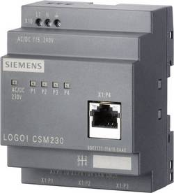 Switch industriel non administrable Siemens LOGO! CSM 12/24 6GK7177-1MA20-0AA0 Ports Ethernet: 4 0 1 pc(s)