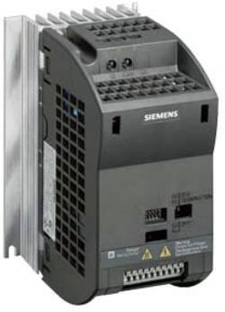 Convertisseur de fréquence Siemens SINAMICS G110 6SL3211-0AB21-1AA1 1.1 kW monophasé 1 pc(s)