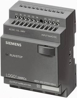 API - Module de commande Siemens 6ED1052-2CC01-0BA6 LOGO! 0BA6 24Co 24 V/DC 1 pc(s)