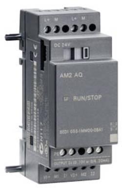 API - Module d'extension Siemens 6ED1055-1MM00-0BA1 LOGO! AM2 AQ 24 V/DC 1 pc(s)