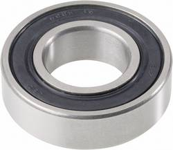 Roulement à billes radial UBC Bearing 6001 2RS Ø perçage 12 mm Ø extérieur 28 mm Régime (max.) 18000 tr/min