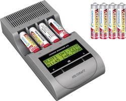 Chargeur pour piles rondes NiCd, NiMH, NiZn avec accus VOLTCRAFT Charge Manager CM410