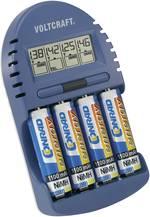 Chargeur pour piles rondes NiMH VOLTCRAFT BC-500