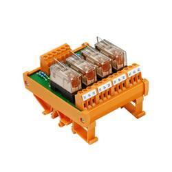 Interface relais série RSM Weidmüller RSM 4R 24VDC LP GEM.- 1112361001 1 pc(s)