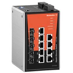 Switch industriel administrable Weidmüller IE-SW-PL09MT-5GC-4GT 1287020000 1 pc(s)