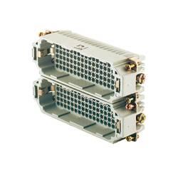 Insert mâle RockStar® HDC HDD Weidmüller HDC HDD 108 MC 109-216 1651280000 Nbr total de pôles 108 1 pc(s)