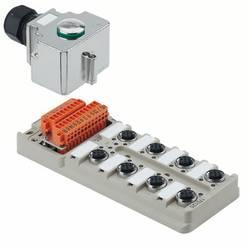 Répartiteur passif pour capteurs/actionneurs Weidmüller SAI-8-MH-4P M12 1705942000 Conditionnement: 1 pc(s)