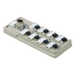Répartiteur passif pour capteurs/actionneurs Weidmüller SAI-8-M16 4P M12 1831020000 Conditionnement: 1 pc(s)