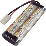 Batterie d'accumulateurs (NiMh) 7.2 V 3700 mAh Conrad energy 206030 stick fiche Tamiya mâle