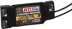Récepteur 5 canaux Jeti JDEX-R5L 2,4 GHz Système de connecteur JR