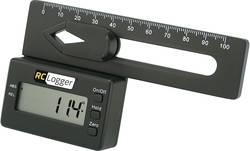 Incidencemètre numérique RC Logger P572