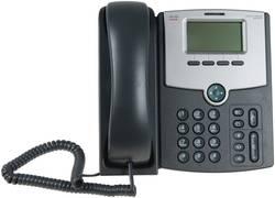 Téléphone VoIP filaire Cisco SPA508G 8 lignes