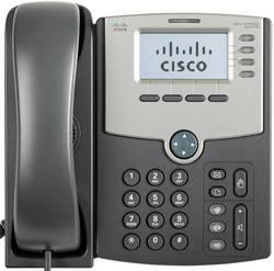 Téléphone VoIP filaire Cisco SPA514G noir