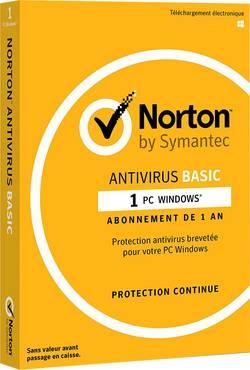 Symantec Anti-Virus Basique Antivirus