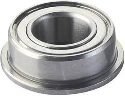 Roulement à billes radial acier chrome Reely 8X12X3,5 ZZ MIT BUND Ø intérieur: 8 mm Ø extérieur: 12 mm Régime (max.): 40