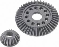 Set d'engrenages à roues dentées coniques 44 / 16 dents Reely EL2281/EL2282 1 set