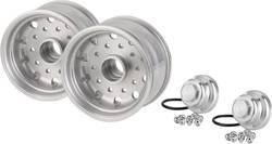 Jantes Carson Modellsport 907040 27.5 mm aluminium 1:14 1 paire