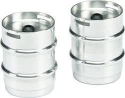 Tonneau pour le transport de bière en aluminium 1:14 CARSON 907098
