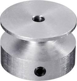 Poulie trapézoïdale Reely 238333 aluminium Ø perçage: 6 mm Diamètre: 30 mm