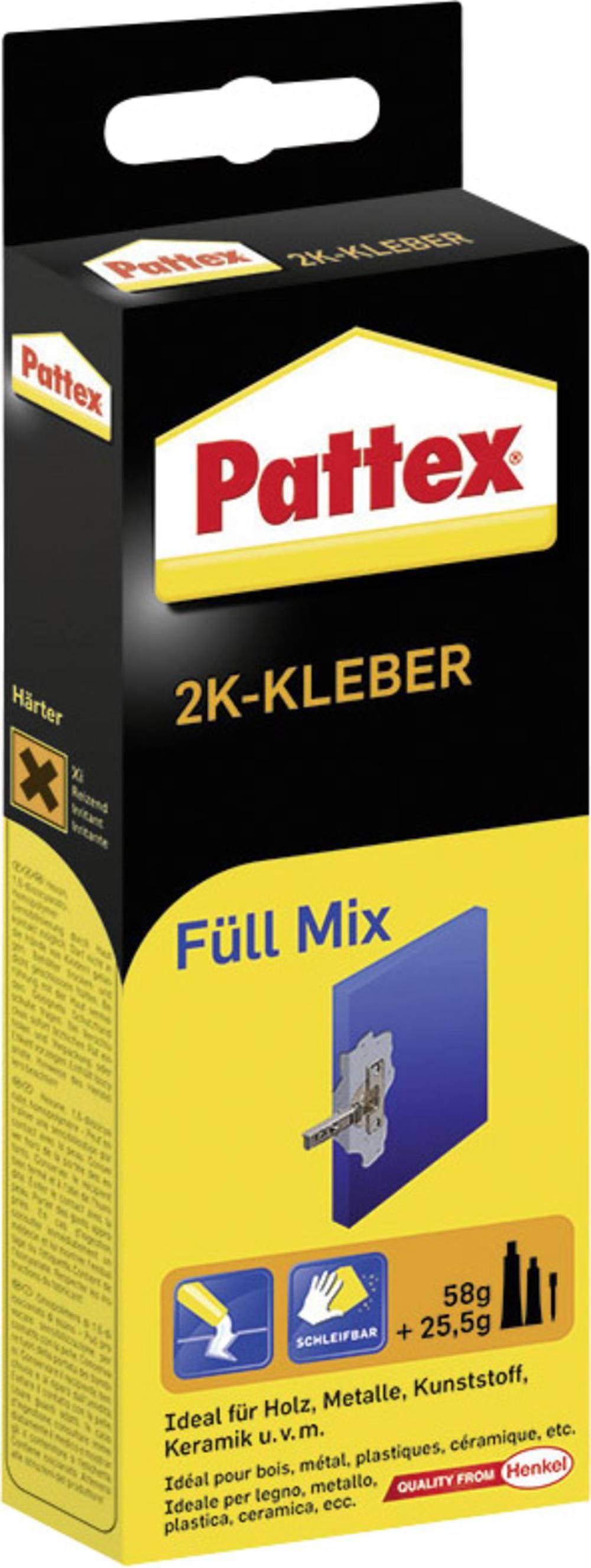 colle à deux composants pattex pfk13 82.5 g sur le site internet