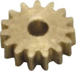 Micro-roue dentée laiton Z3023S à denture oblique 1 pc(s)