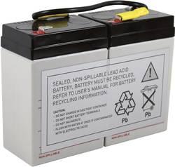 Batterie pour onduleur Conrad energy VISRBC1