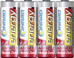 Chargeur Charge Manager CM410 + 4 accus NiZN R03 et R6 Voltcraft