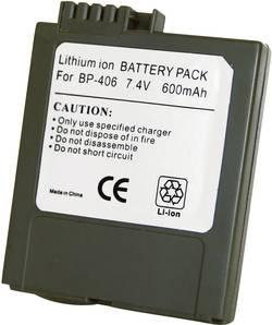 Batterie pour appareil photo Conrad energy 252080 7.4 V 600 mAh