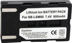 Batterie pour appareil photo Conrad energy 252120 7.4 V 700 mAh