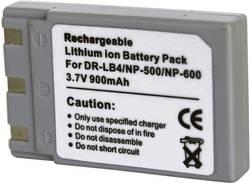 Batterie pour appareil photo Conrad energy 252148 3.7 V 800 mAh