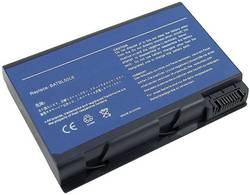 Batterie d'ordinateur portable Li-Ion 14.8 V Beltrona 4400 mAh
