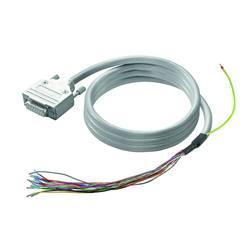 Câble LiYCY 0.25 mm² Weidmüller PAC-UNIV-SD15-F-1M 7789250010 1 pc(s)