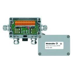 Répartiteur passif connecteur standard PROFIBUS-PA avec limitation de courant Weidmüller FBCON PA CG 2WAY LIMITER 871421