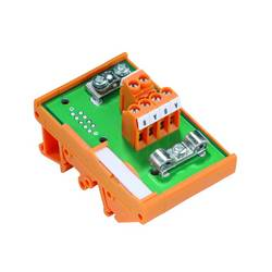Répartiteur SAI actif Weidmüller RS PB-DP T 8800040000 1 pc(s)