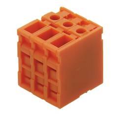 Bornier à vis Weidmüller TOP4GS3/180 7.62 OR 0298460000 4.00 mm² Nombre total de pôles 3 orange 50 pc(s)