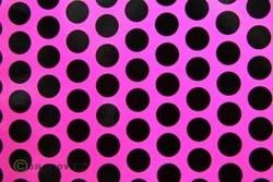 Papier pour table traçante Oracover Easyplot Fun 1 92-014-071-002 (L x l) 2 m x 20 cm rose noir fluorescent