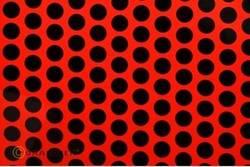 Papier pour table traçante Oracover Easyplot Fun 1 92-021-071-010 (L x l) 10 m x 20 cm rouge-noir (fluo)