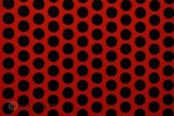 Papier pour table traçante Oracover Easyplot Fun 1 90-022-071-010 (L x l) 10 m x 60 cm rouge clair-noir