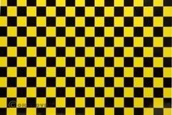 Papier pour table traçante Oracover Easyplot Fun 4 95-036-071-010 (L x l) 10 m x 60 cm jaune nacré-noir