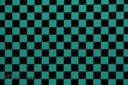 Papier pour table traçante Oracover Easyplot Fun 4 98-017-071-002 (L x l) 2 m x 30 cm turquoise-noir