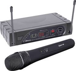 Set microphone sans fil LD Systems ECO16HHD Type de transmission:radio