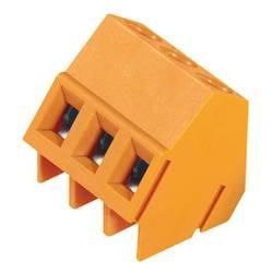 Bornier à vis Weidmüller LM 5.08/23/135 3.5SN OR BX 9994740000 2.50 mm² Nombre total de pôles 23 orange 50 pc(s)