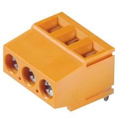 Bloc de bornes à vis orange 9994980000 Weidmüller Conditionnement: 50 pc(s)